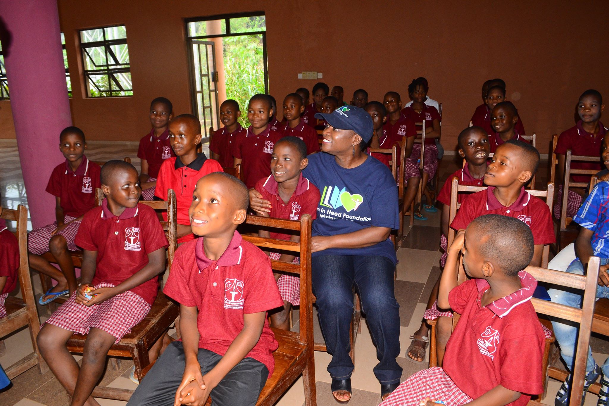 A Day with the children at Daughters of Providence for the Hearing Impaired