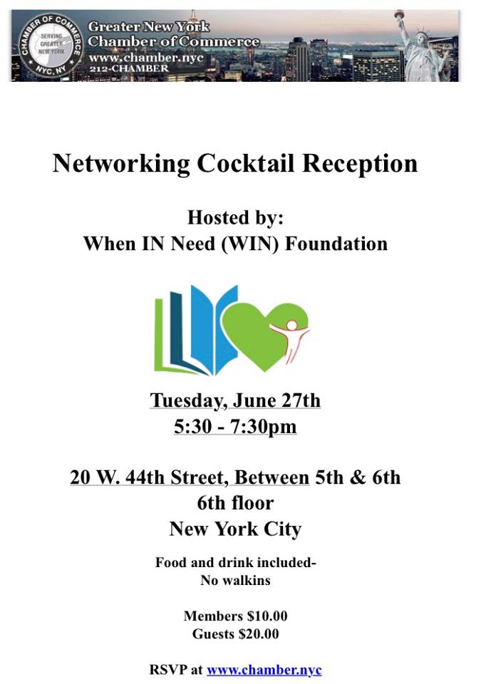 NYC June Event