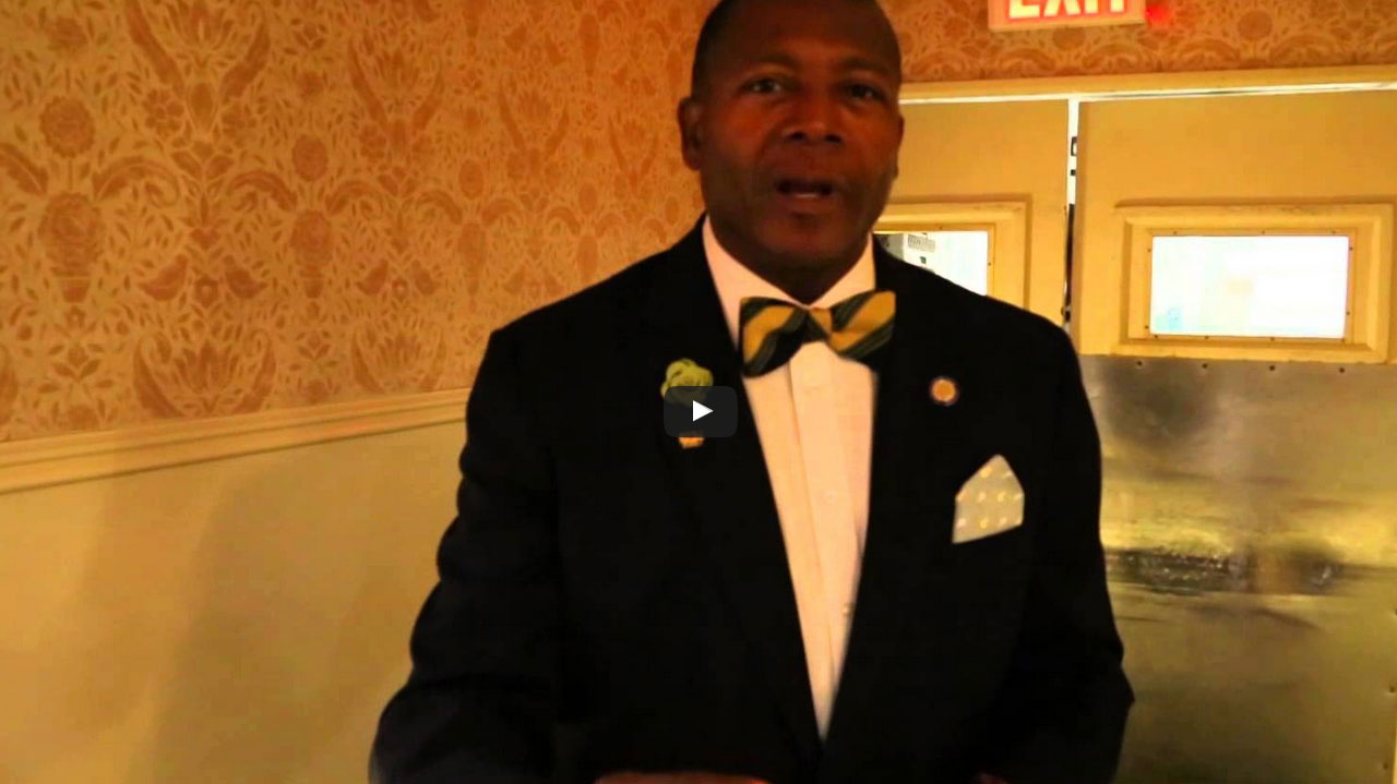 WIN Foundation Restoring Hope Gala - Inspiring Comments By Senator James Sanders Jr NY