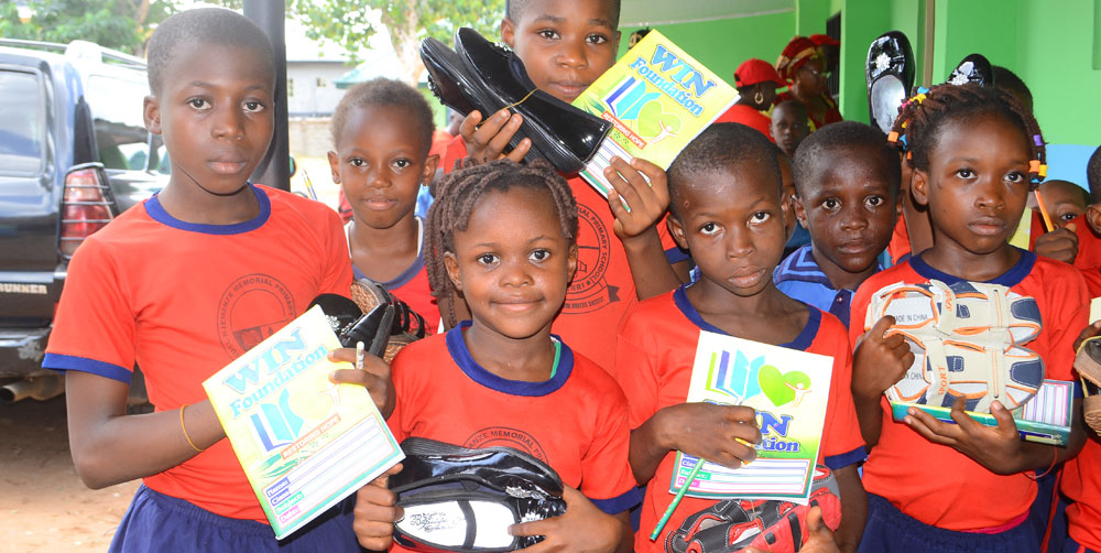 Mission of Mercy: Soles for Education